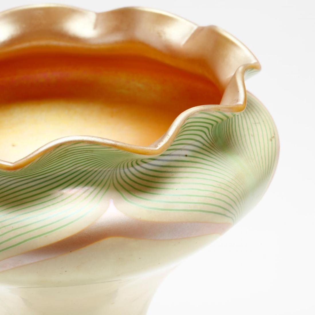 Steuben Aurene Shade Table Lamp - 2