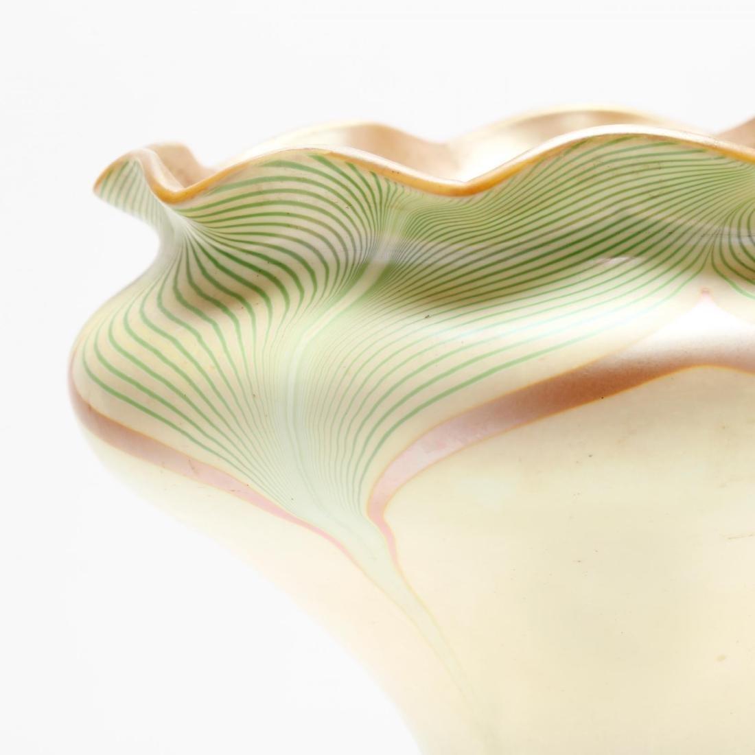 Steuben Aurene Shade Table Lamp - 4