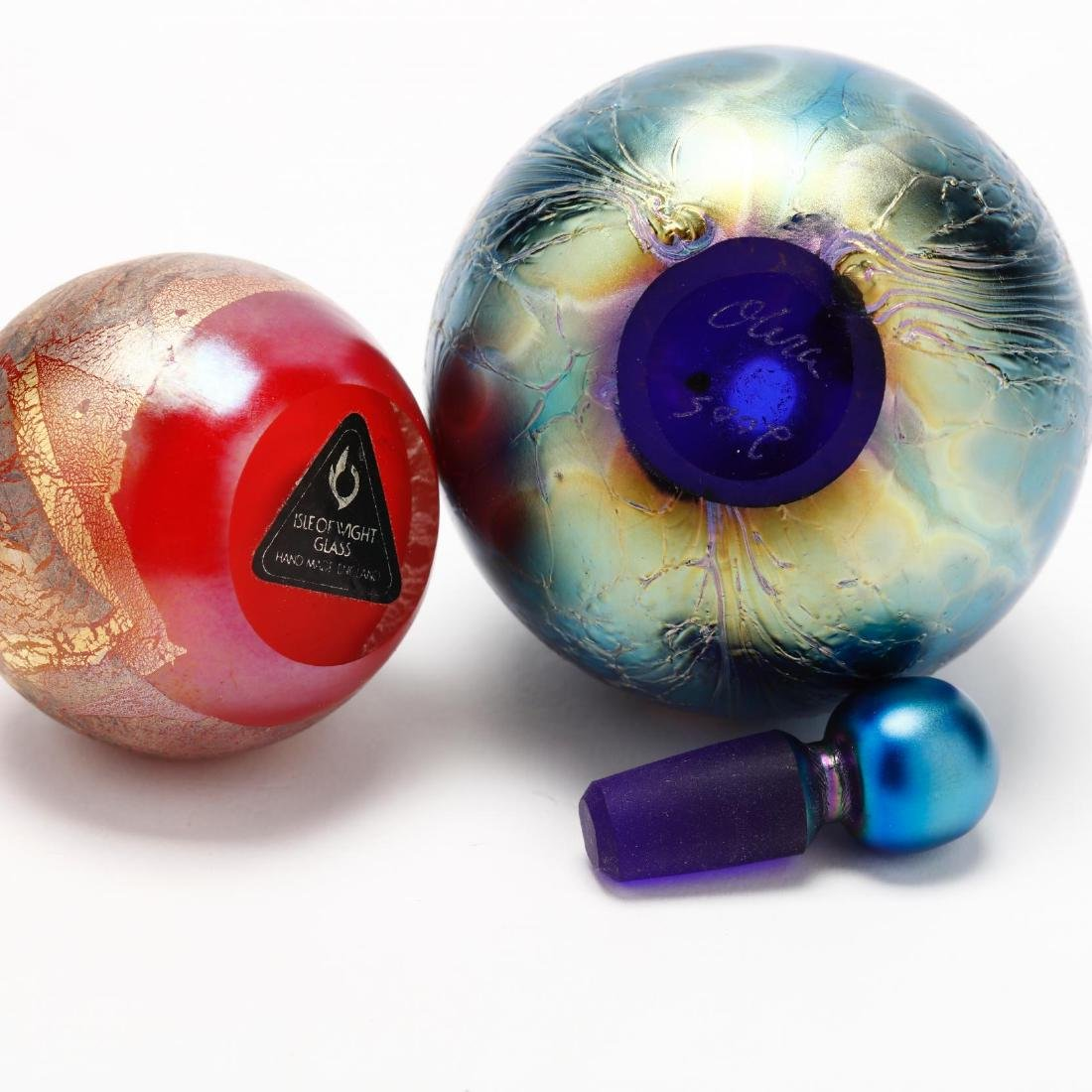 Three Art Glass Objects - 3