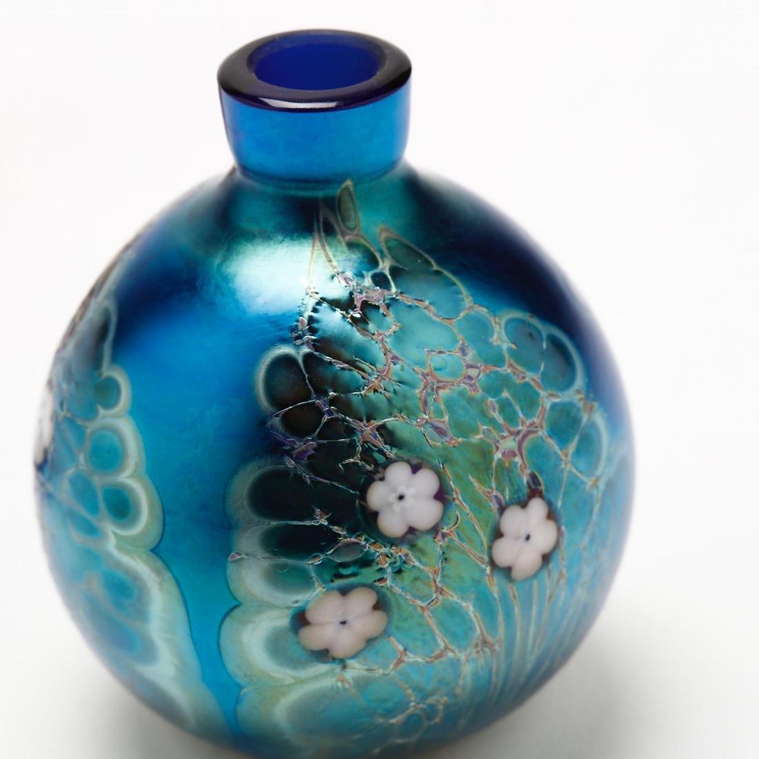 Three Art Glass Objects - 4