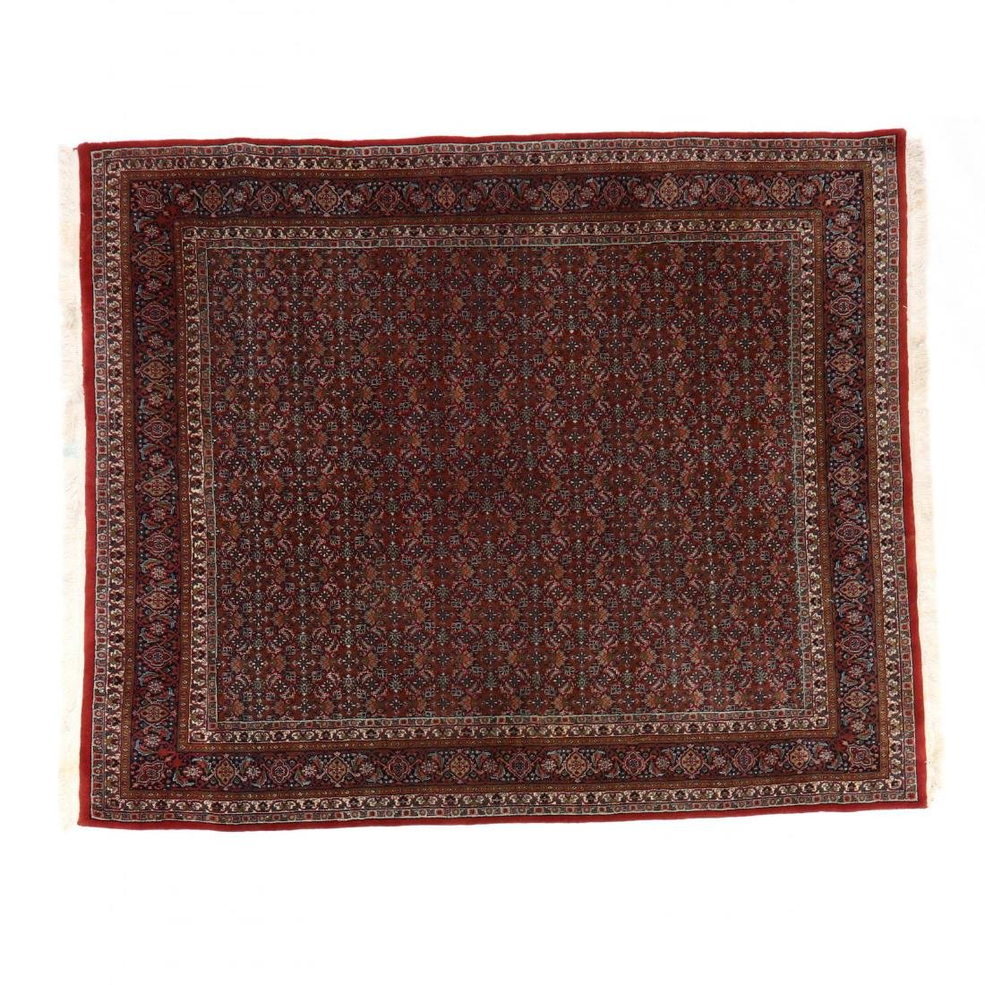 Indo-Bidjar Carpet
