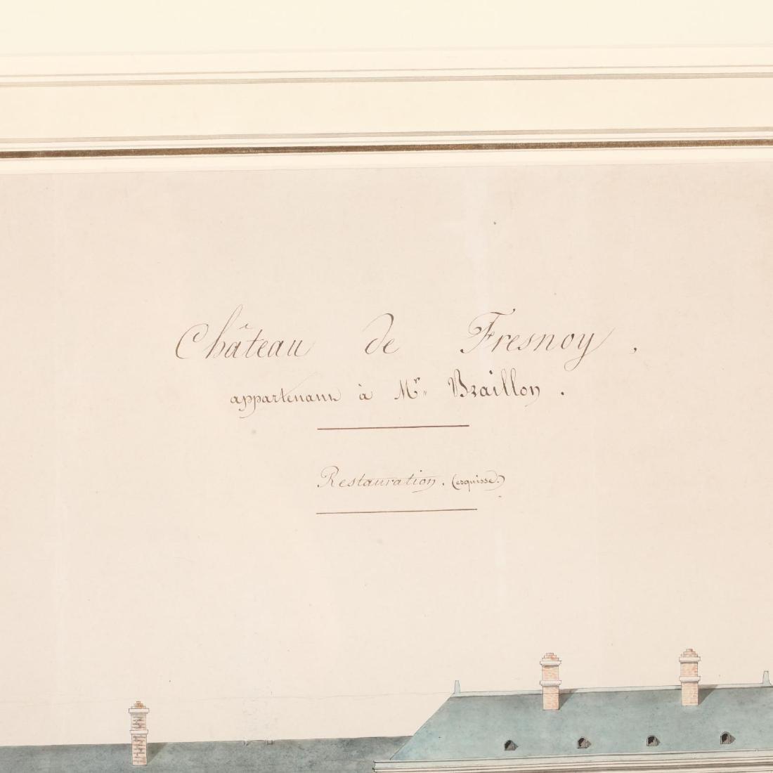 att. Louis-Hippolyte Lebas (French, 1782-1867), - 2