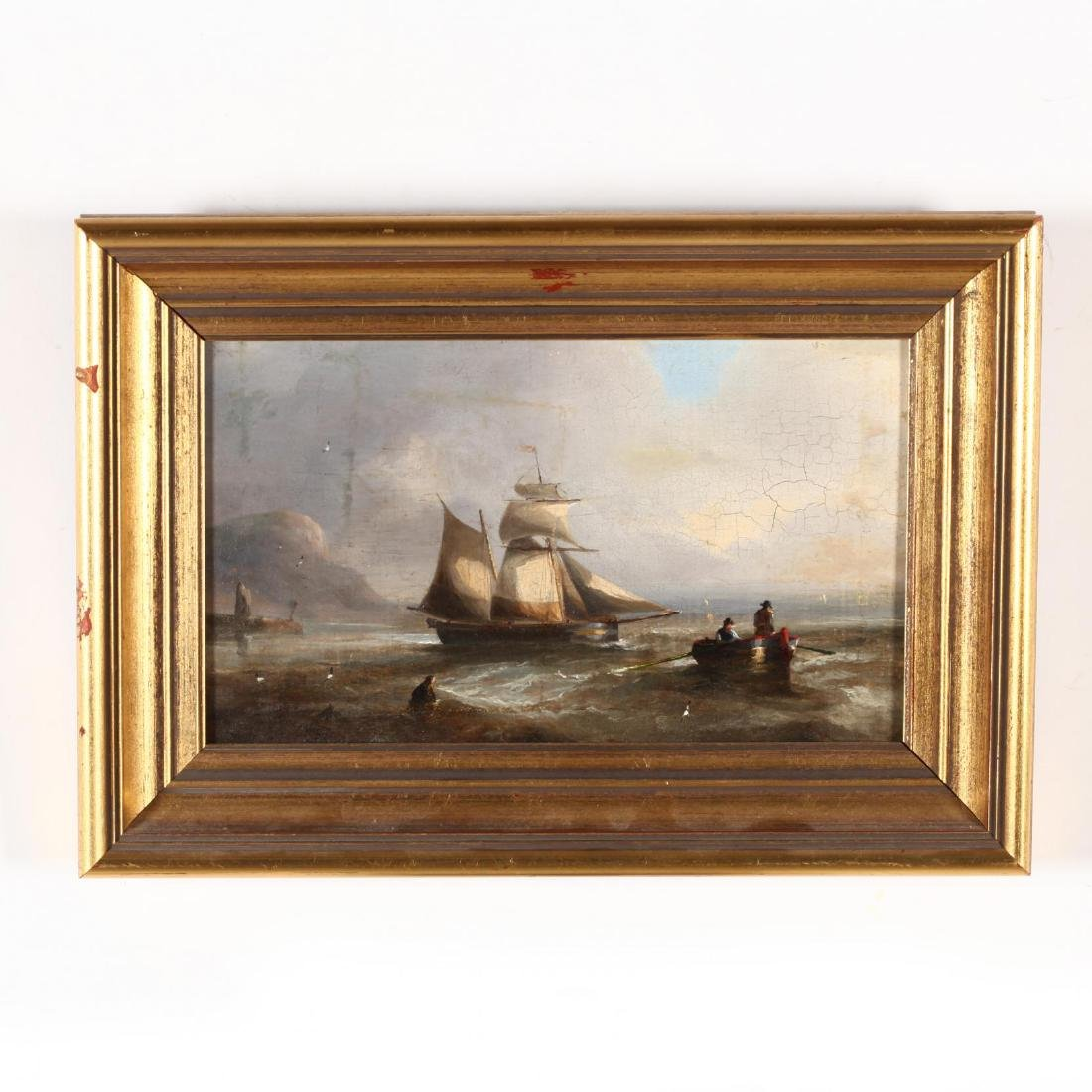 Two 19th Century English School Paintings - 3