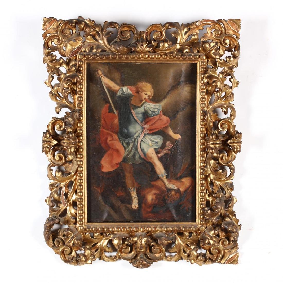 after Guido Reni (Italian, 1575-1642),  The Archangel