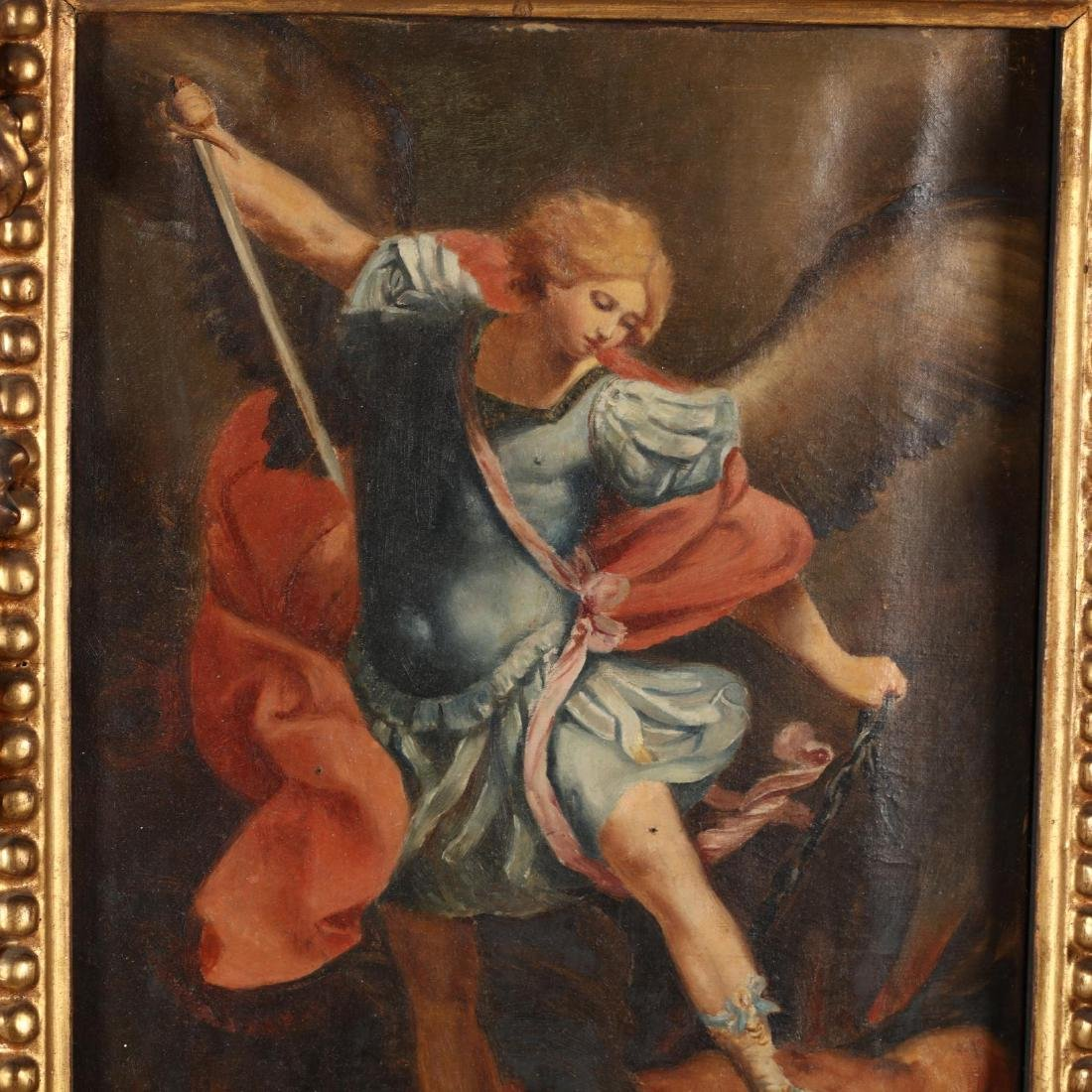 after Guido Reni (Italian, 1575-1642),  The Archangel - 2