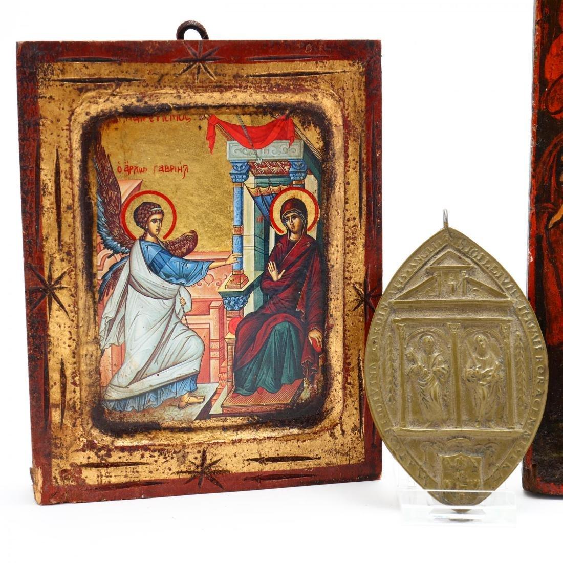 Three Icons - 2