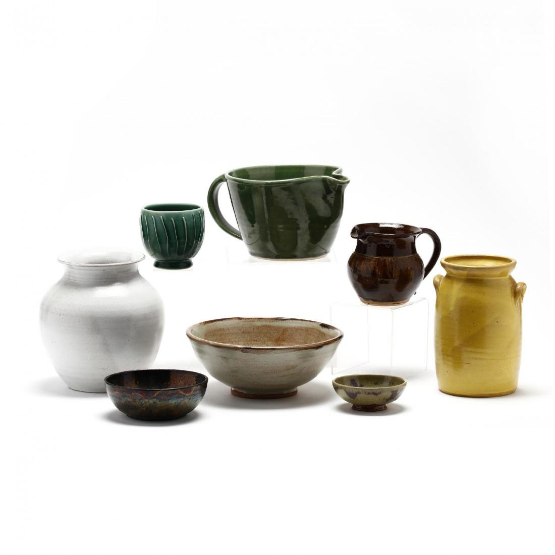 Miscellaneous Pottery Group
