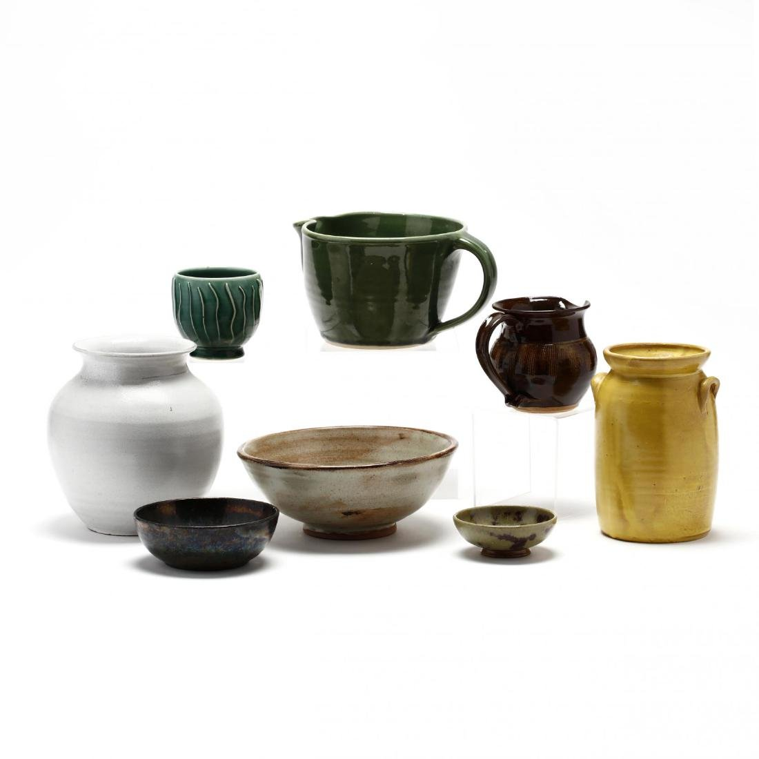 Miscellaneous Pottery Group - 2