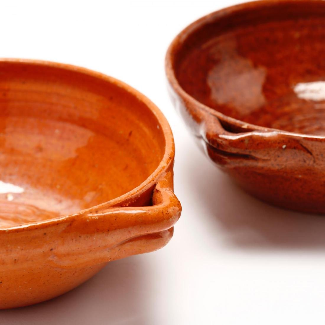 Two NC Jugtown Pottery Bowls - 3