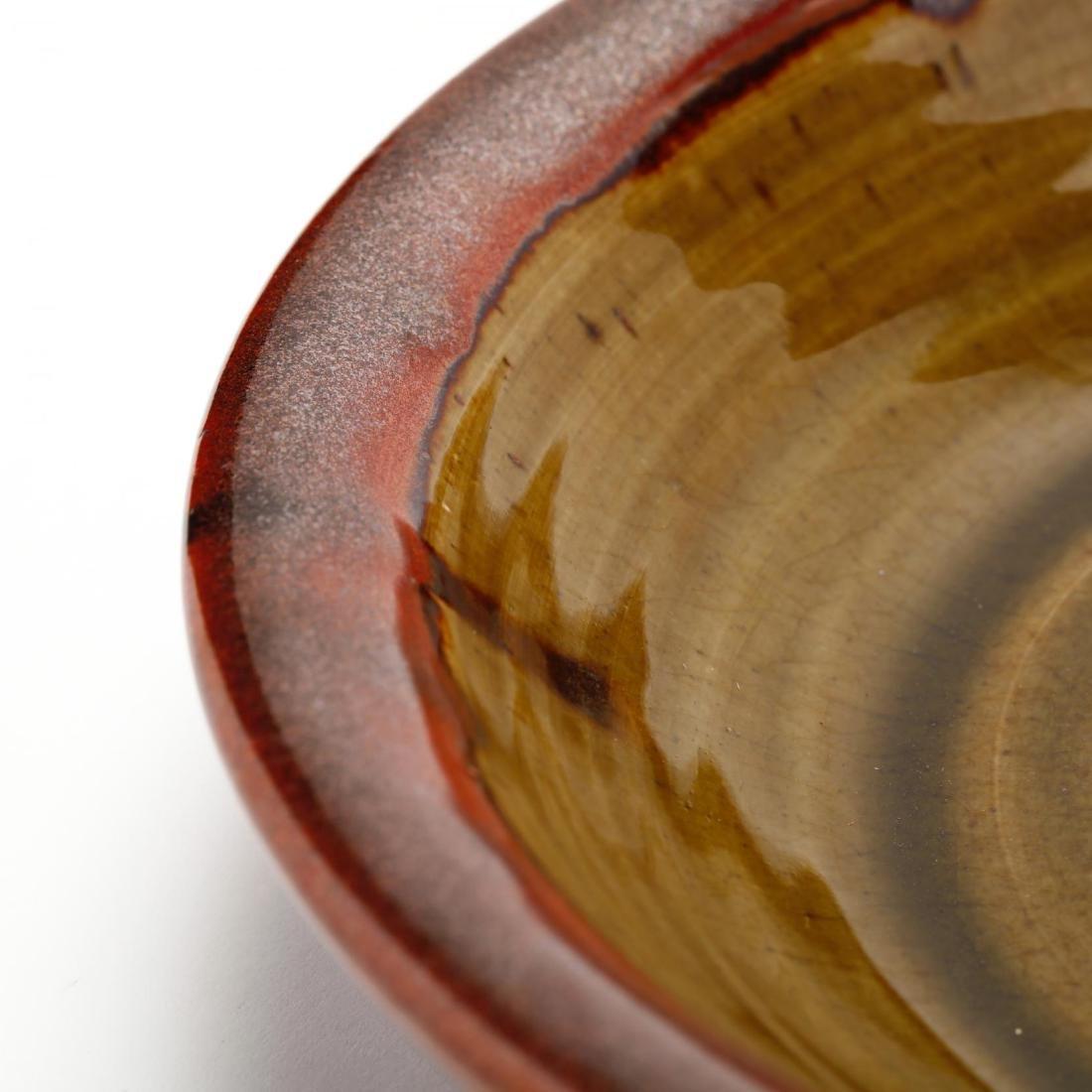 NC Pottery Pie Plate - 3