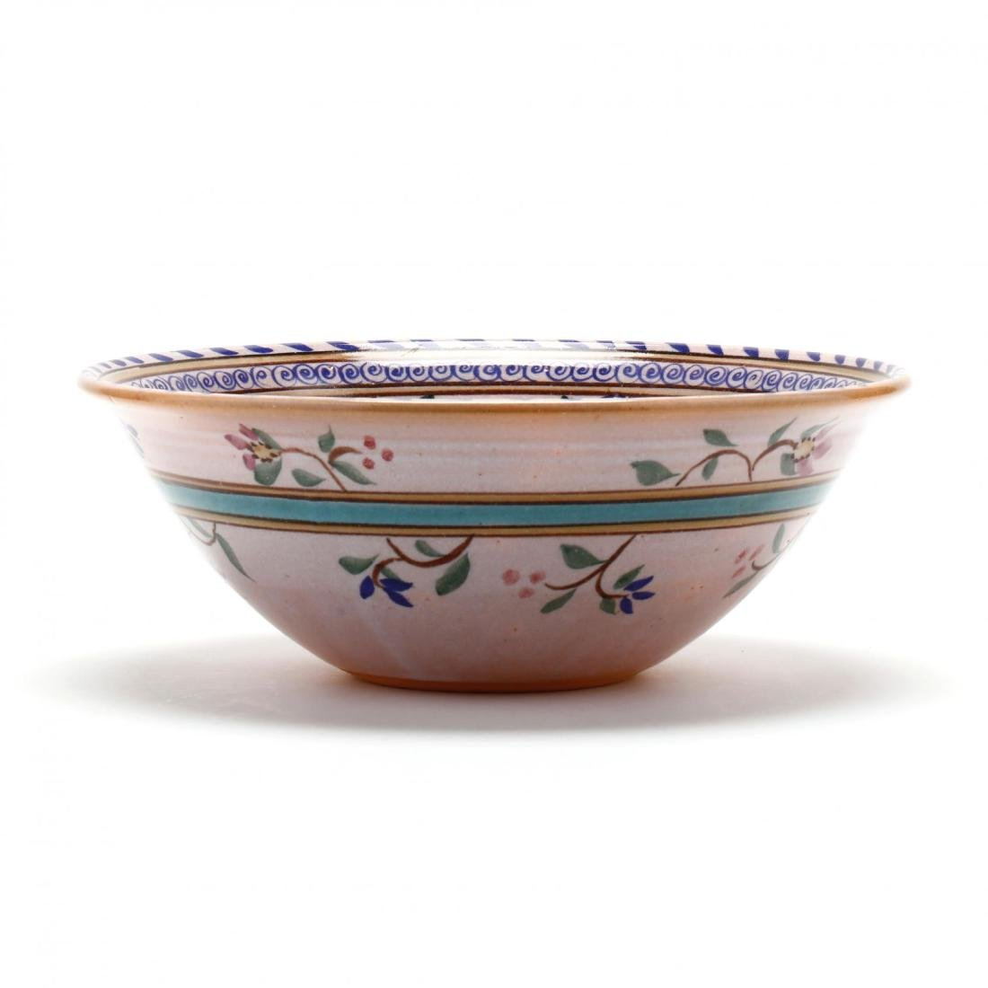 NC Pottery Center Bowl, Dover Pottery - 4
