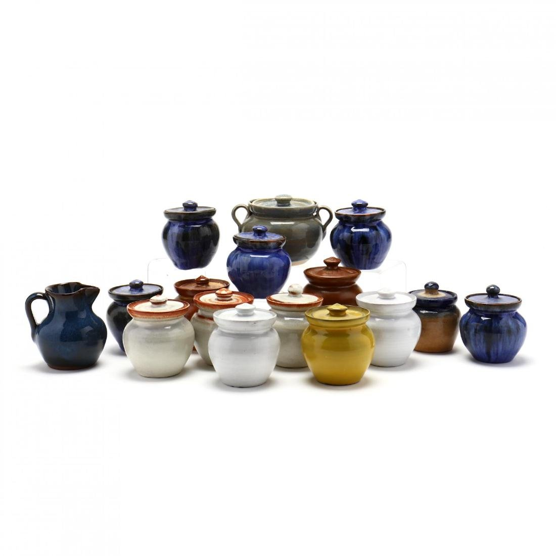 A Collection of Sugar Bowls