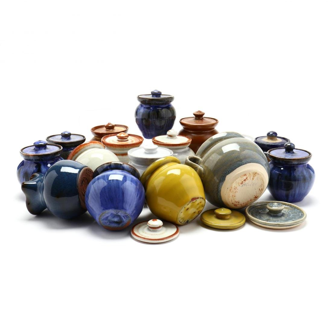 A Collection of Sugar Bowls - 3