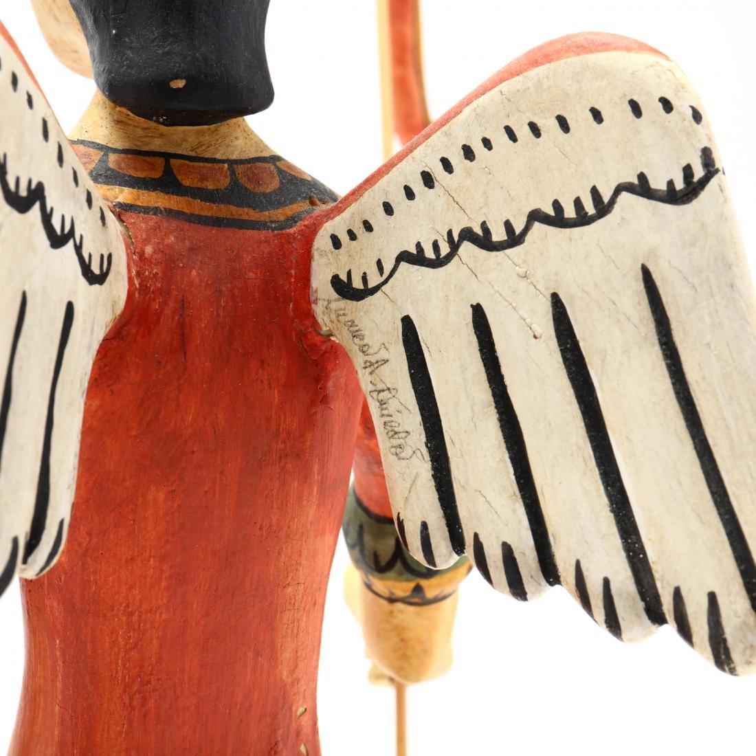 Two Folk Art Carvings - 3
