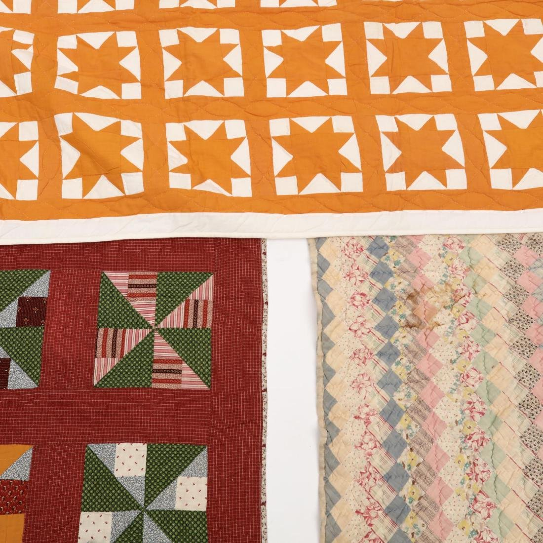 Three Quilts - 2