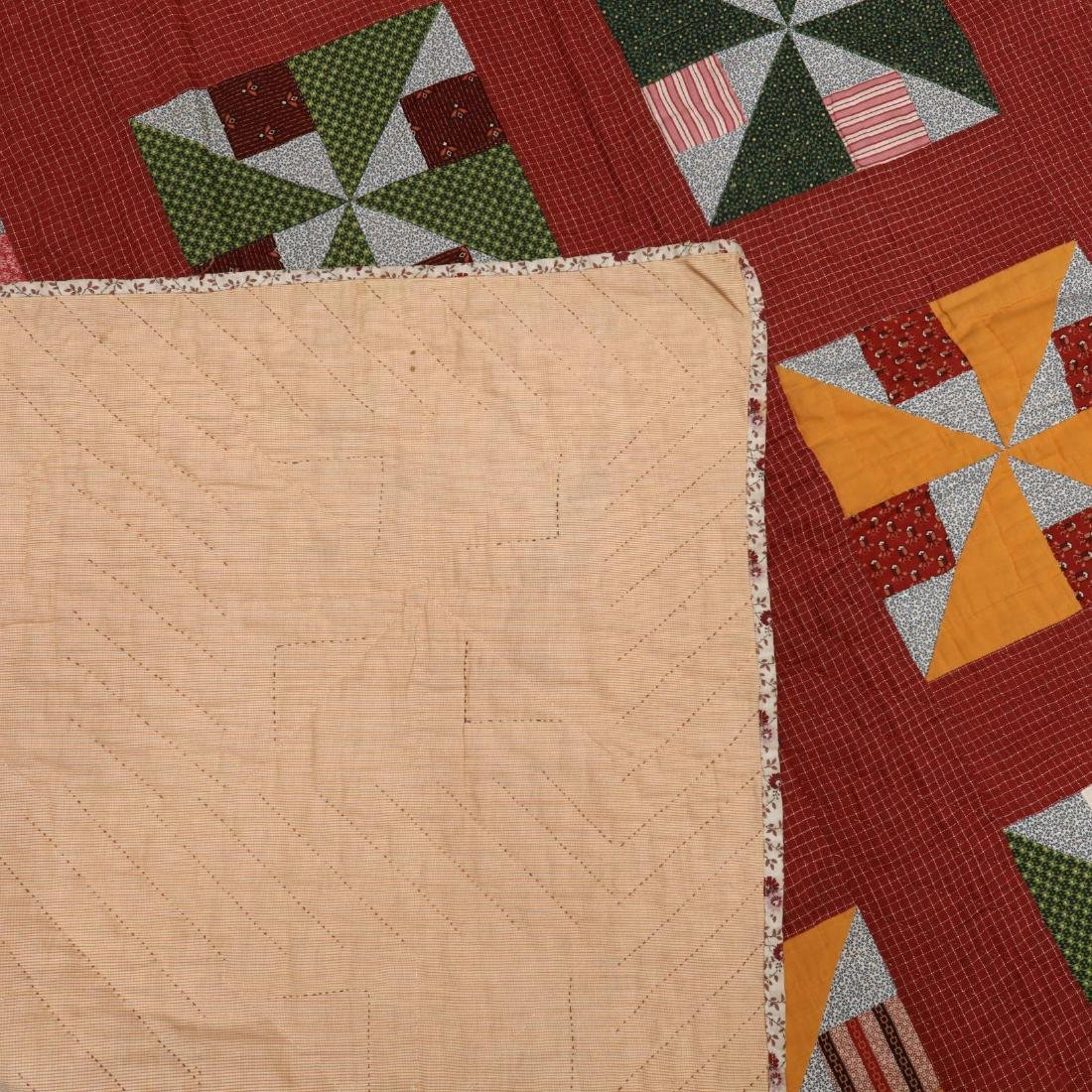 Three Quilts - 5