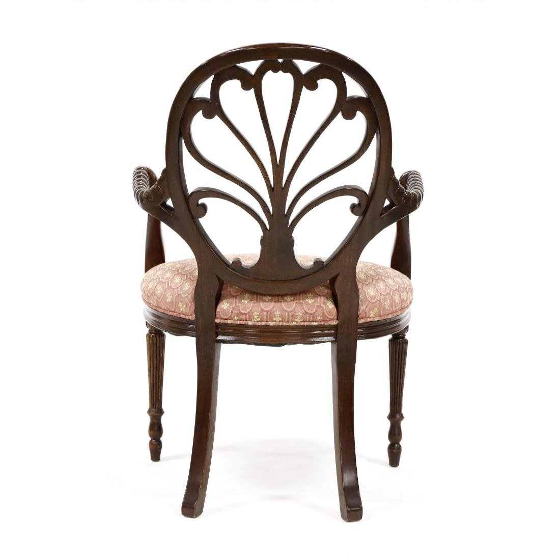 Hickory Chair Co., Regency Style Armchair - 3