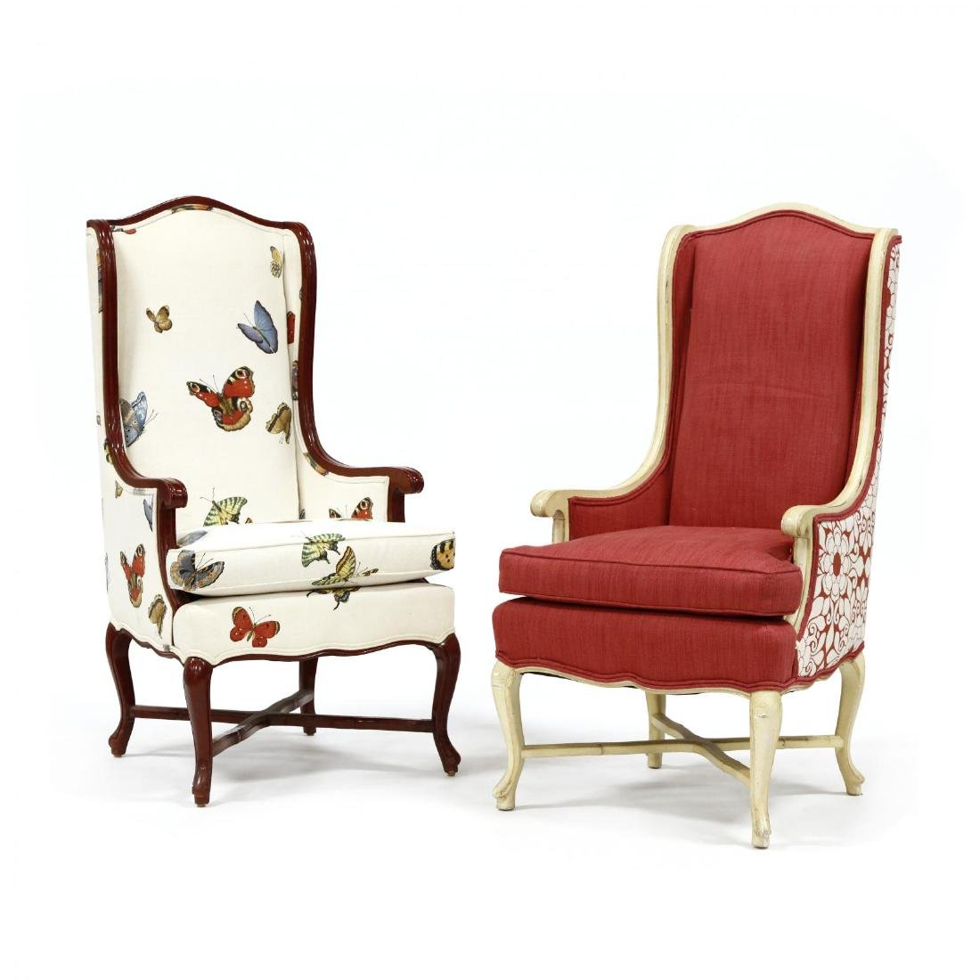 Century Furniture Co., Pair of French Provincial Style