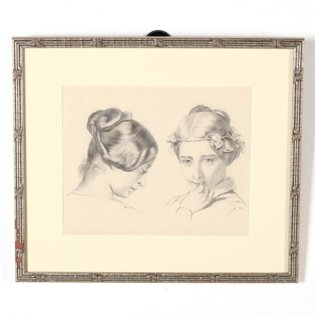 Peter Calvi, Jr. (NY, 1860-1926), Five Sketches of - 2