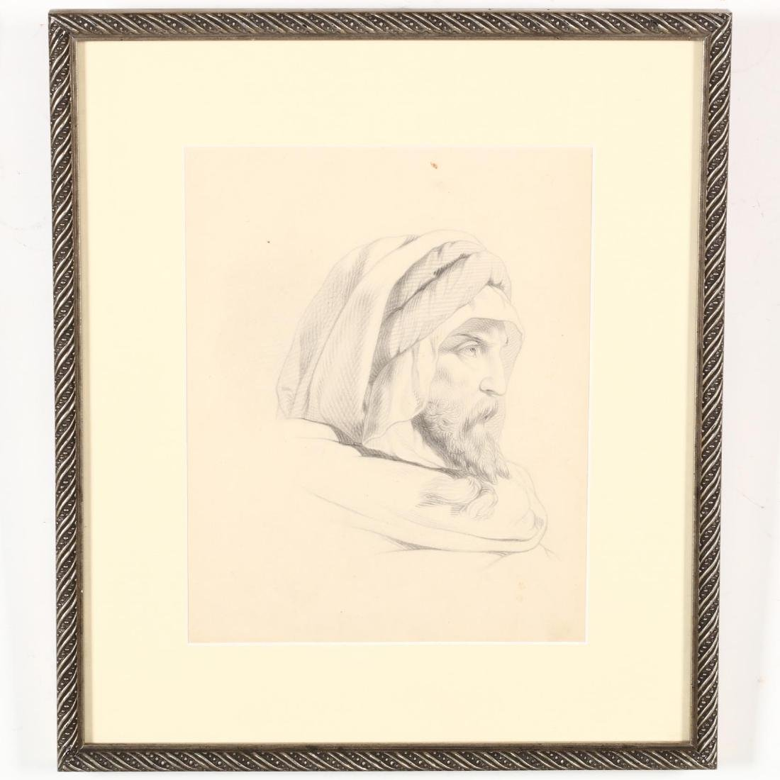 Peter Calvi, Jr. (NY, 1860-1926), Five Sketches of Men - 5