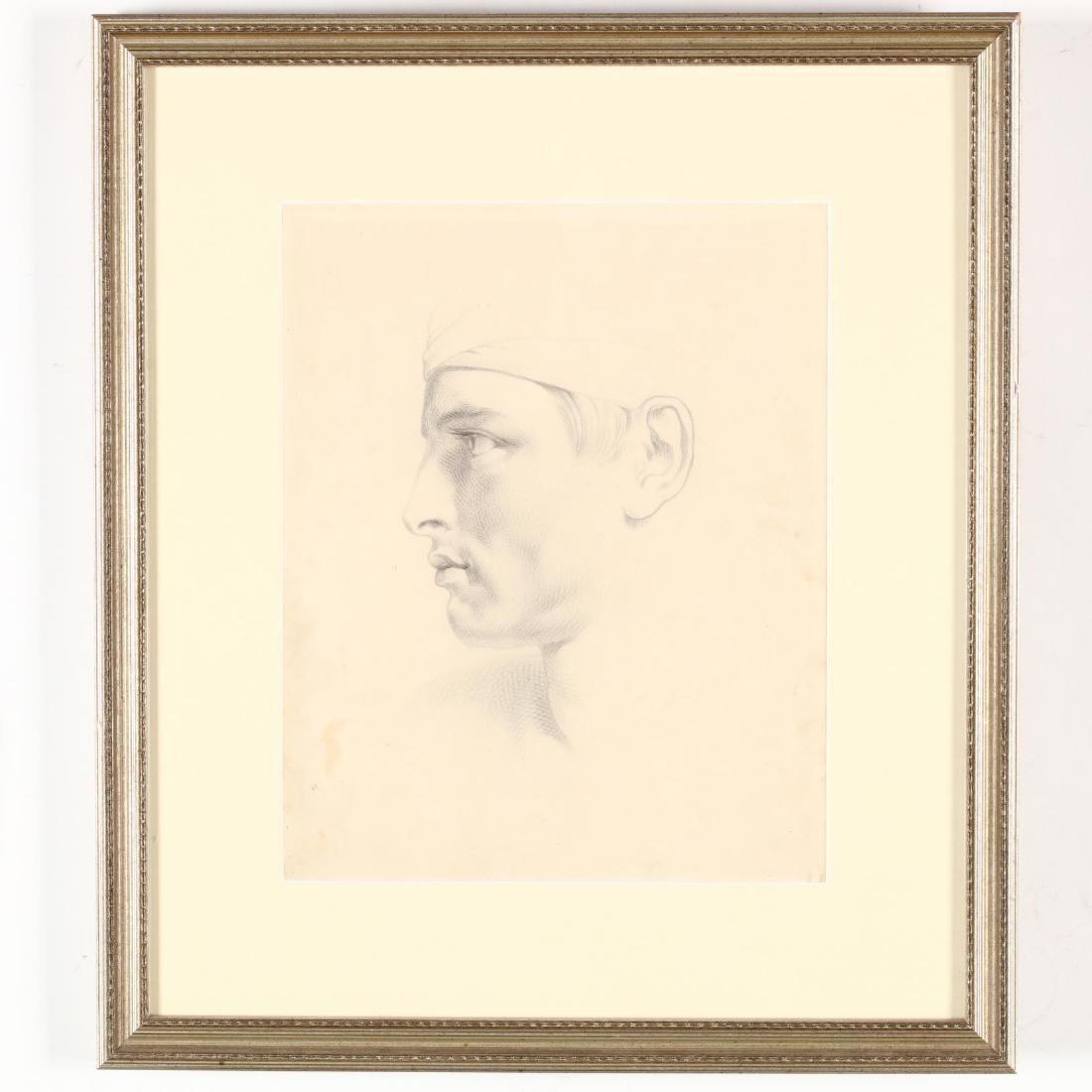 Peter Calvi, Jr. (NY, 1860-1926), Four Character - 2