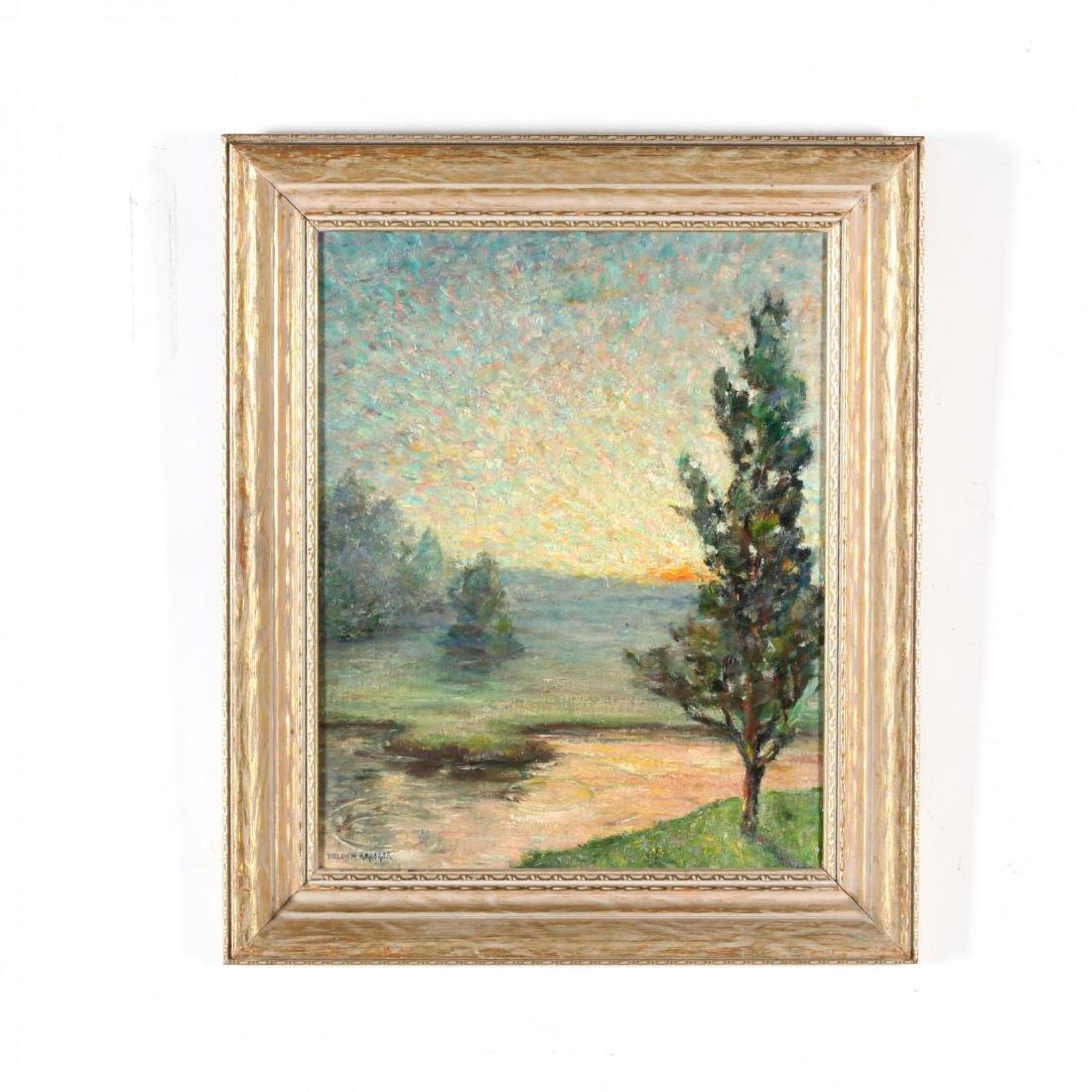 Helen Kroeger (NY, 1892-1986),  Sunrise