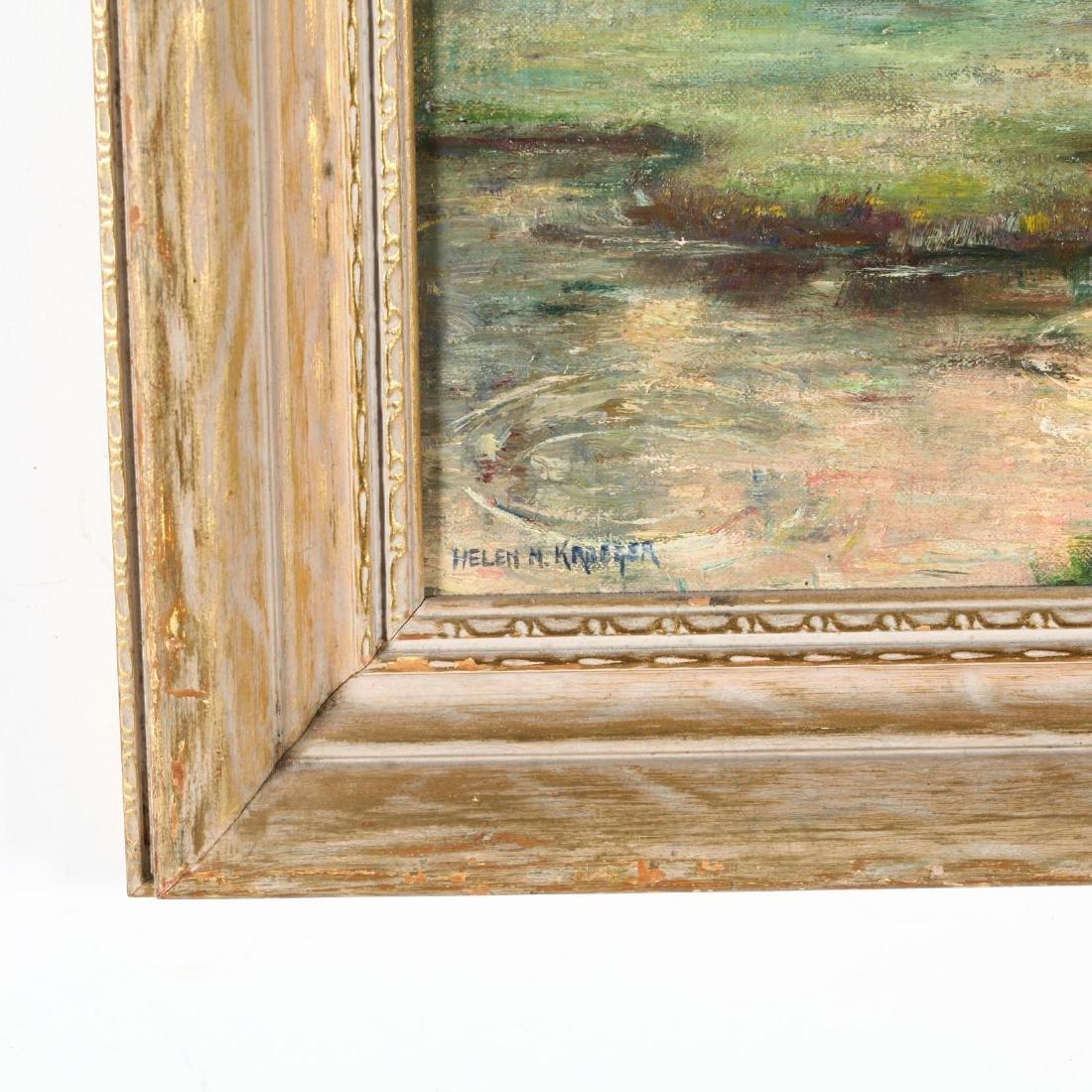 Helen Kroeger (NY, 1892-1986),  Sunrise - 2
