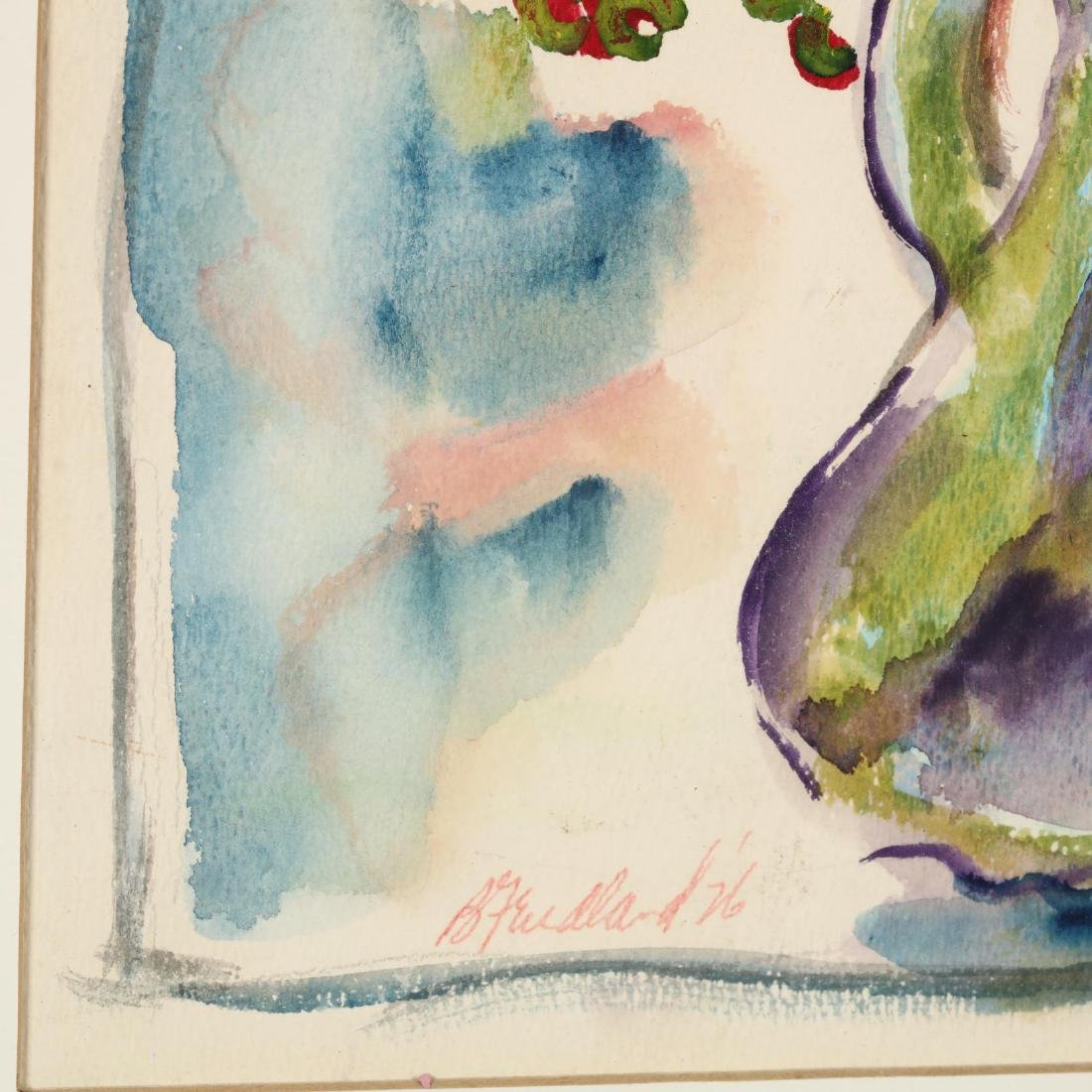 B. Friedland (American, 20th Century), Still Life - 2