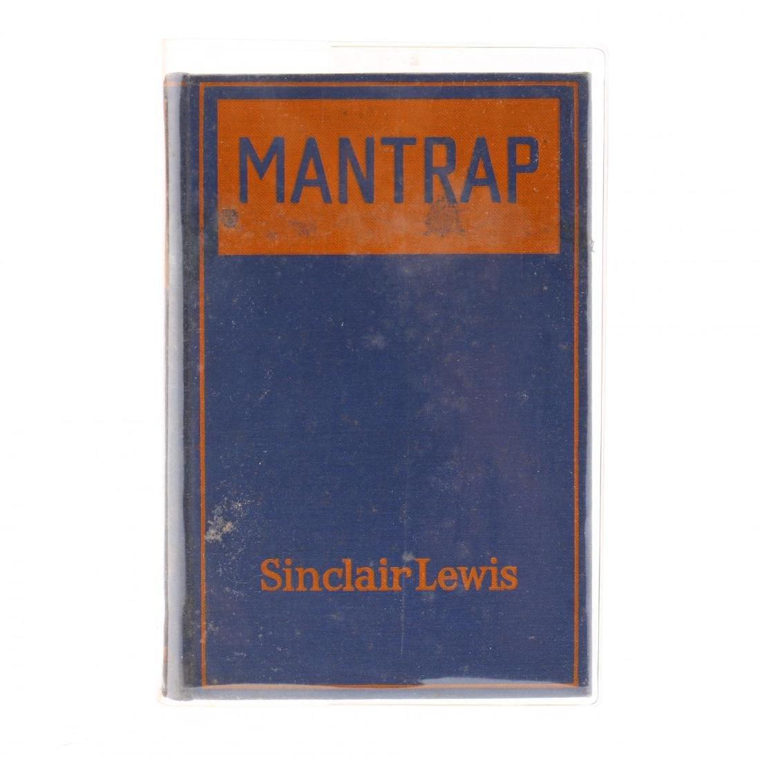 Lewis, Sinclair.  Mantrap , Advance Copy