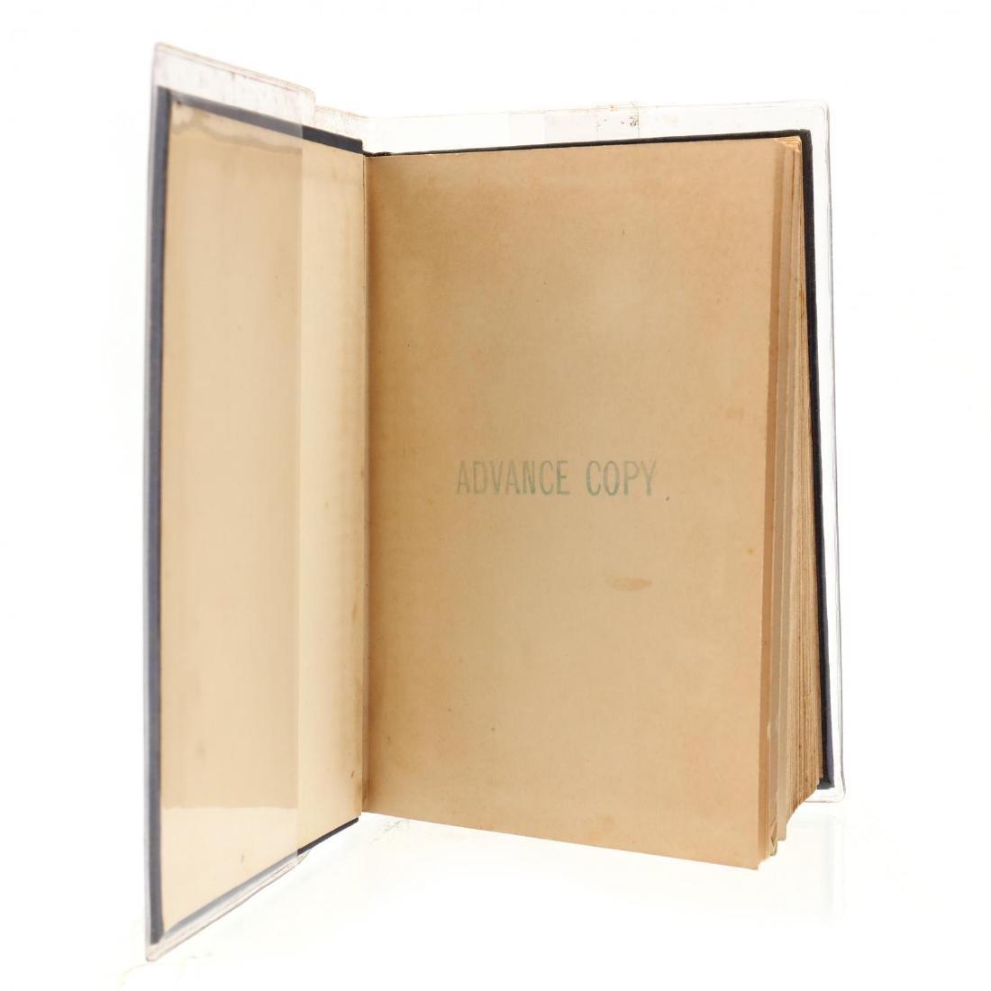 Lewis, Sinclair.  Mantrap , Advance Copy - 4