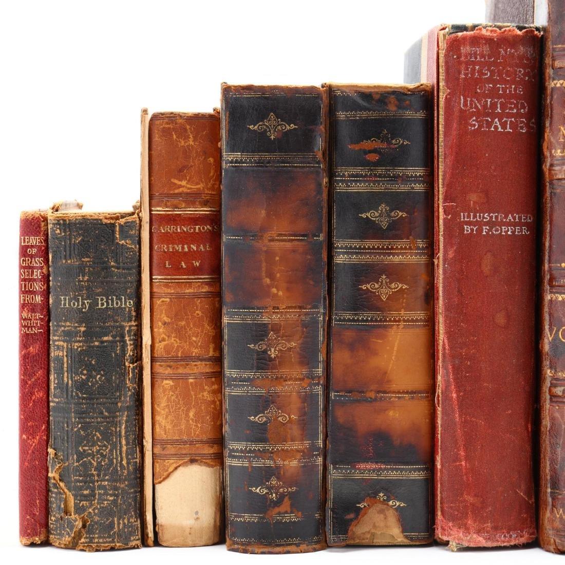 Twelve Antique Books - 2