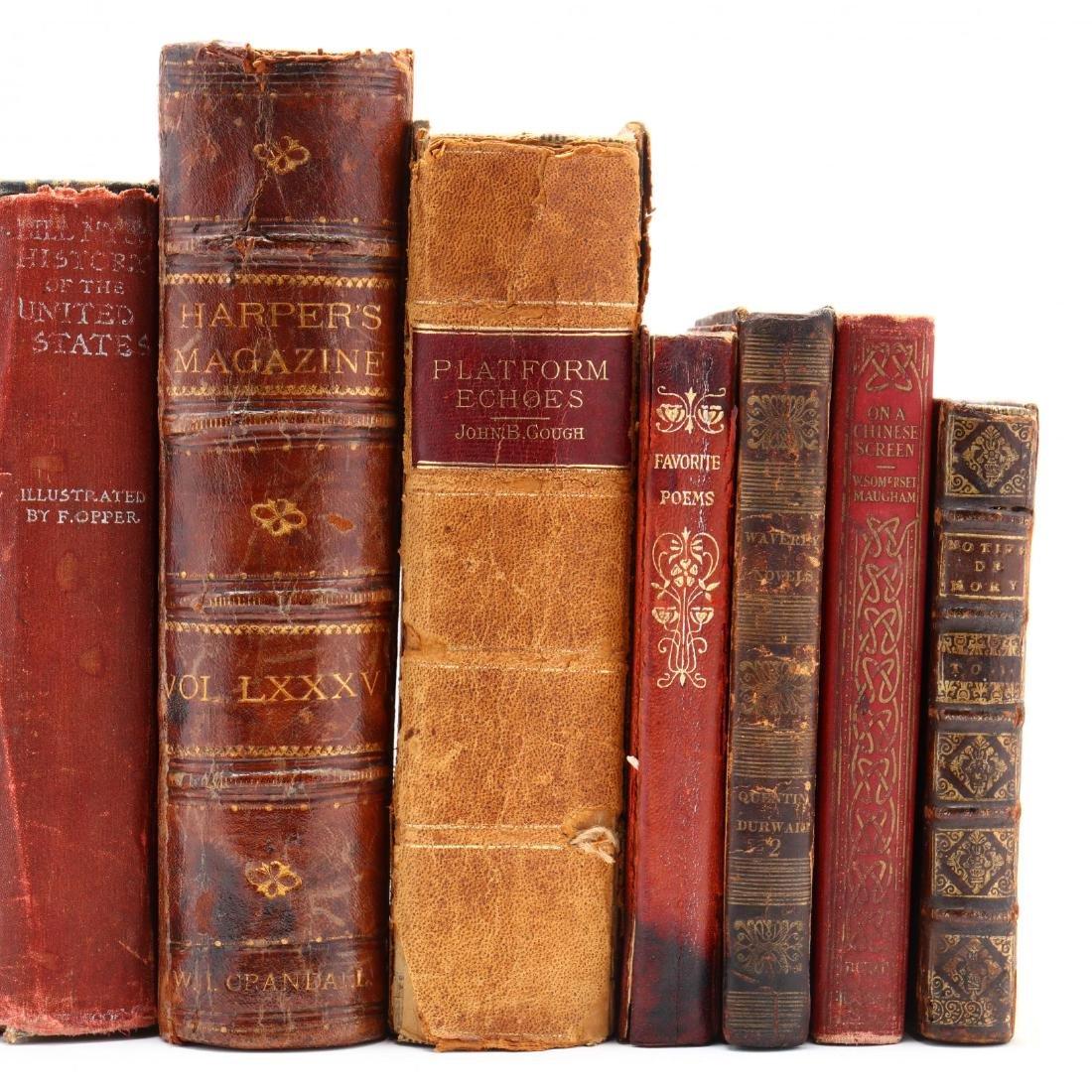 Twelve Antique Books - 3