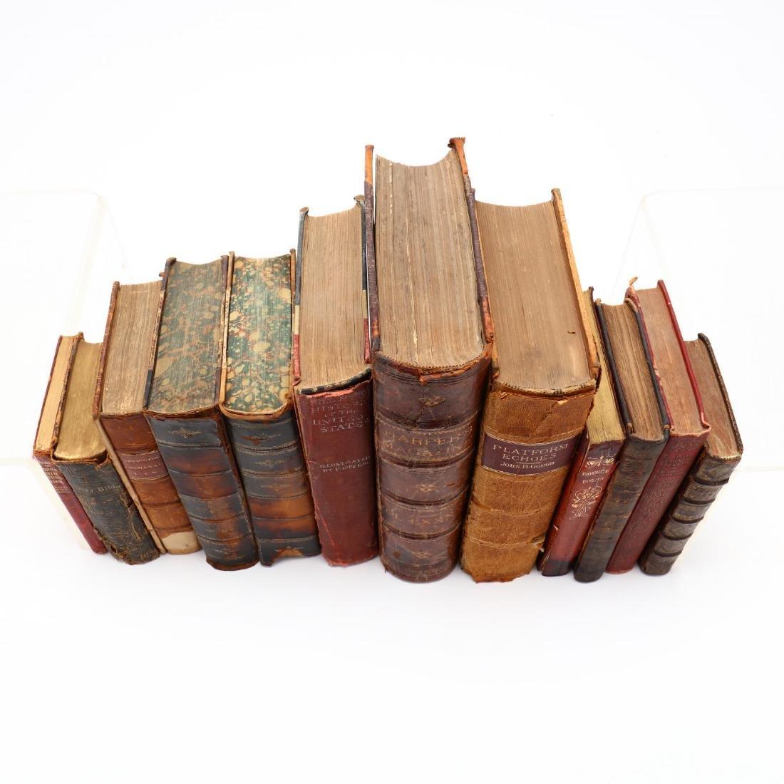 Twelve Antique Books - 4