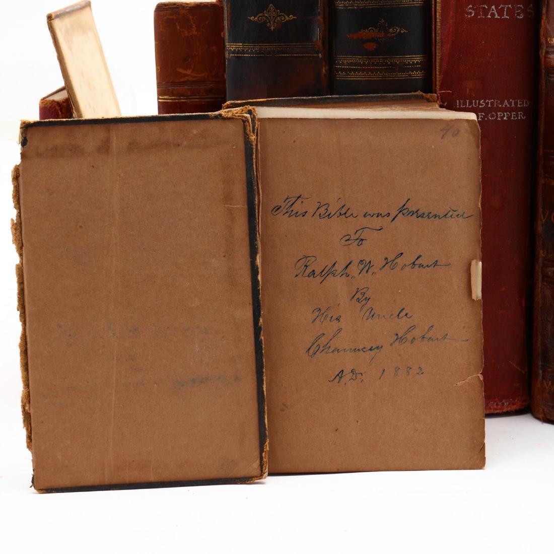 Twelve Antique Books - 5