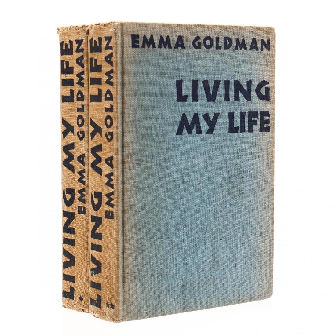 Goldman, Emma.  Living My Life