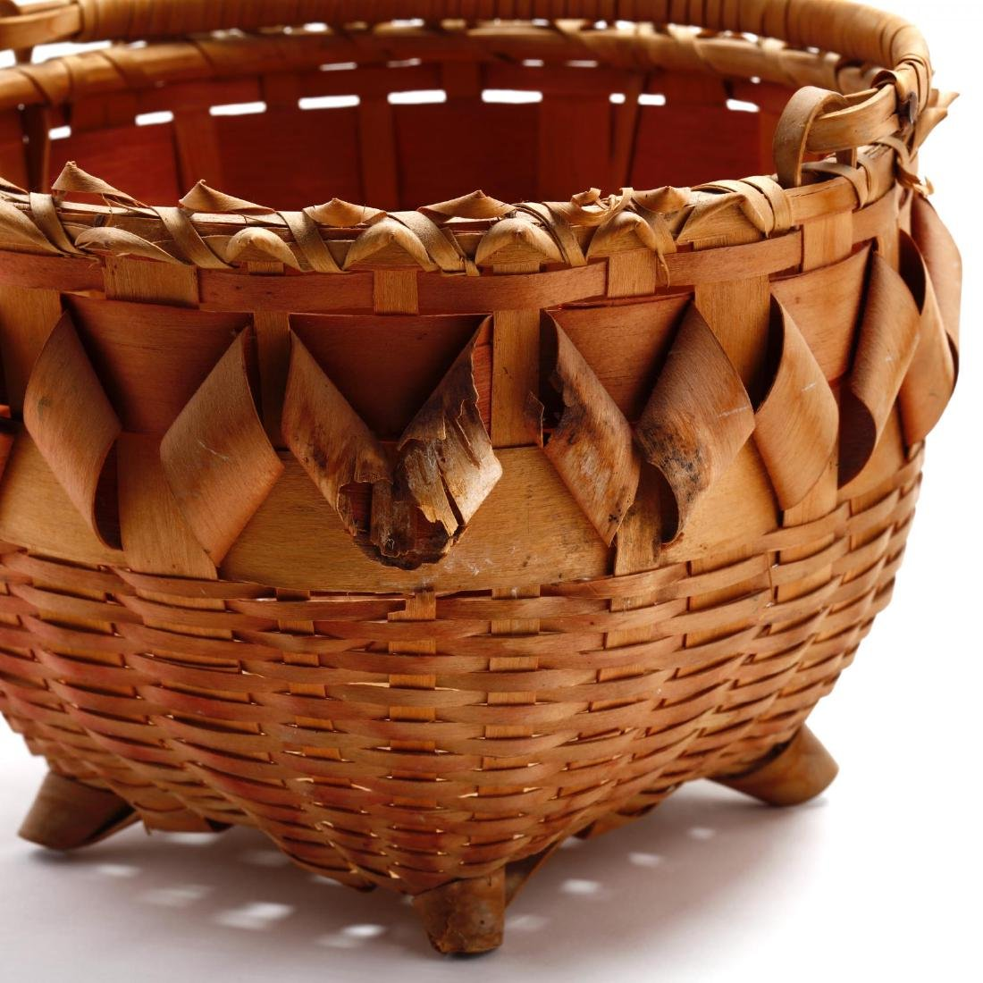 Two Native American Baskets - 5