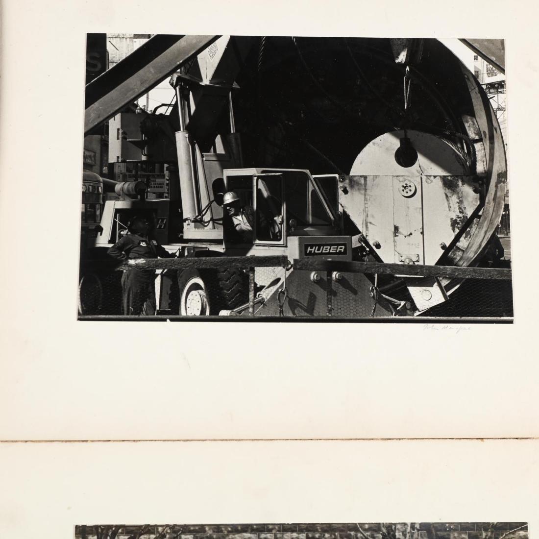 John Menapace (NC, 1927-2010), Six Photographs - 2