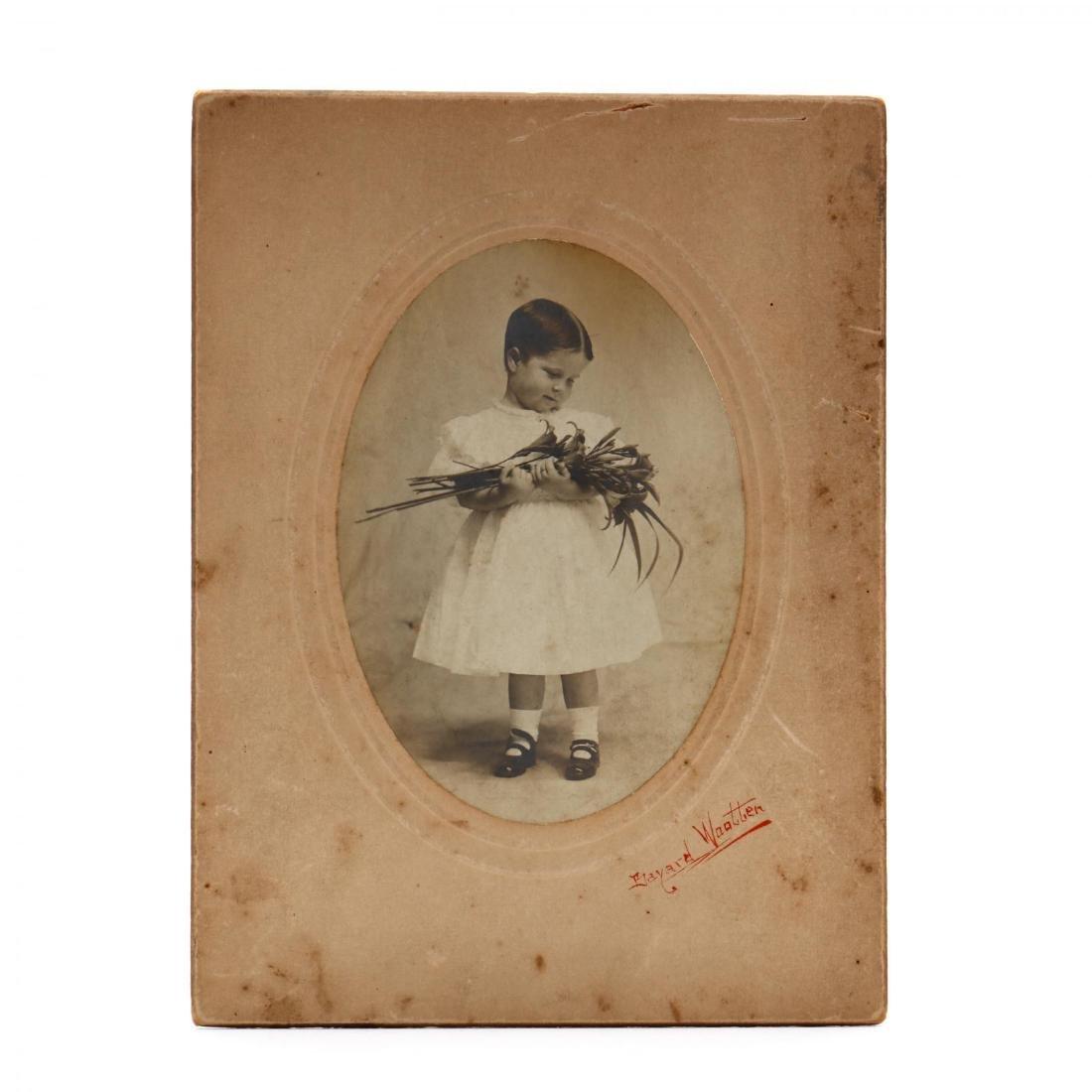 Bayard Wooten (NC, 1875-1959), Portrait of a Child