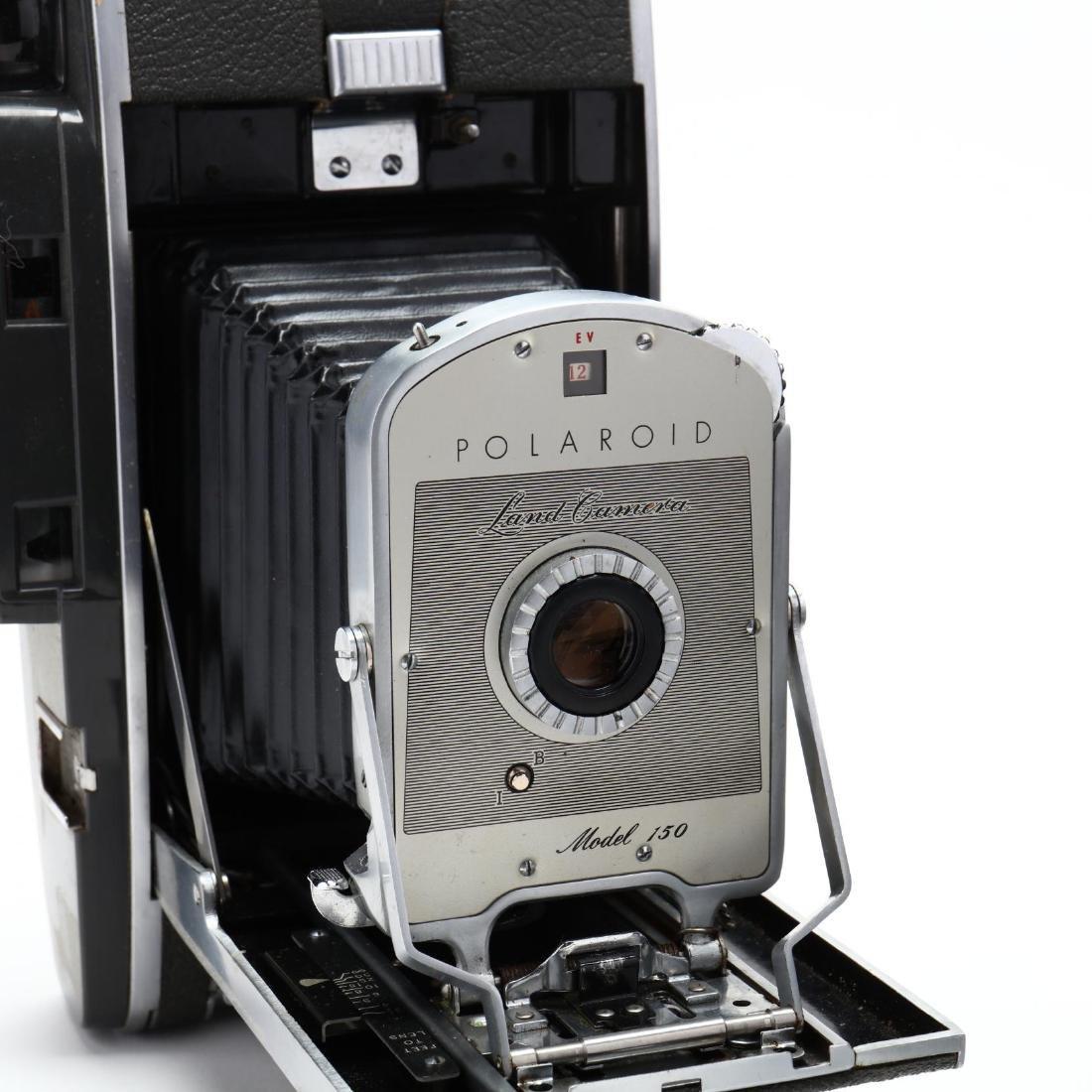 Two Vintage Polaroid Cameras - 2