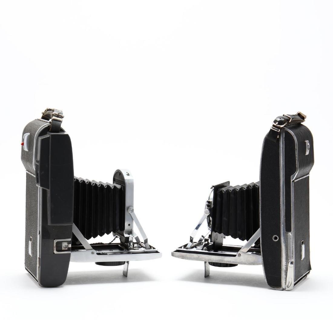 Two Vintage Polaroid Cameras - 3