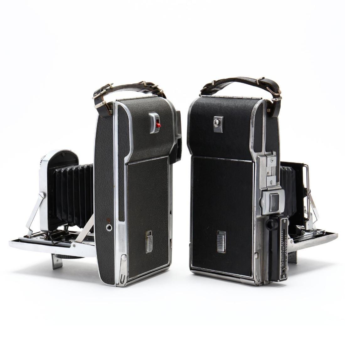 Two Vintage Polaroid Cameras - 4