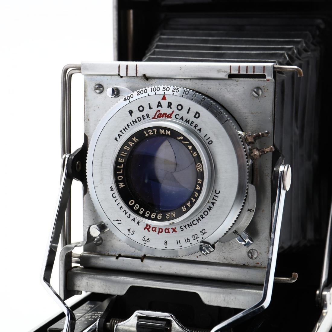 Two Vintage Polaroid Cameras - 5