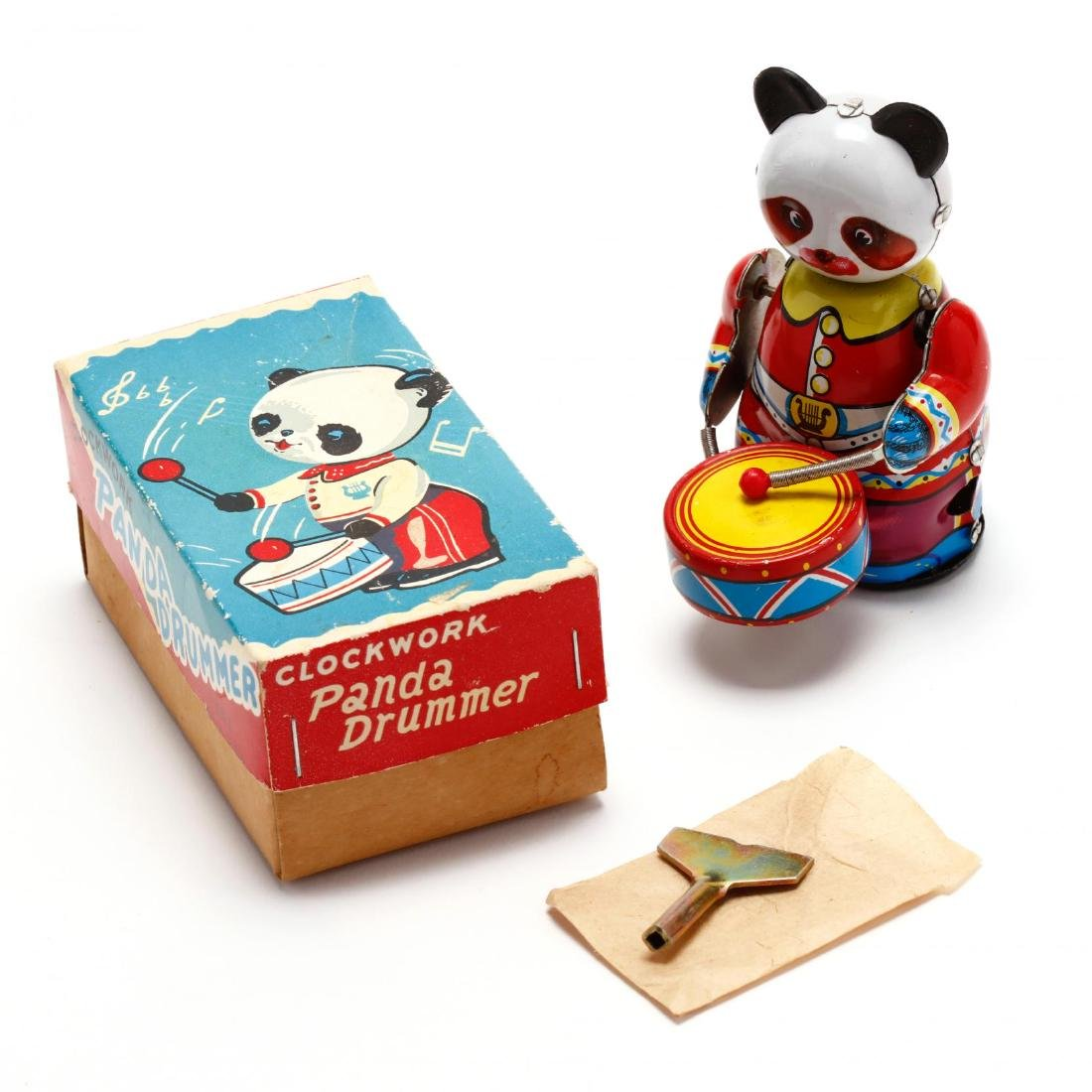 An Assortment Vintage Toys - 10