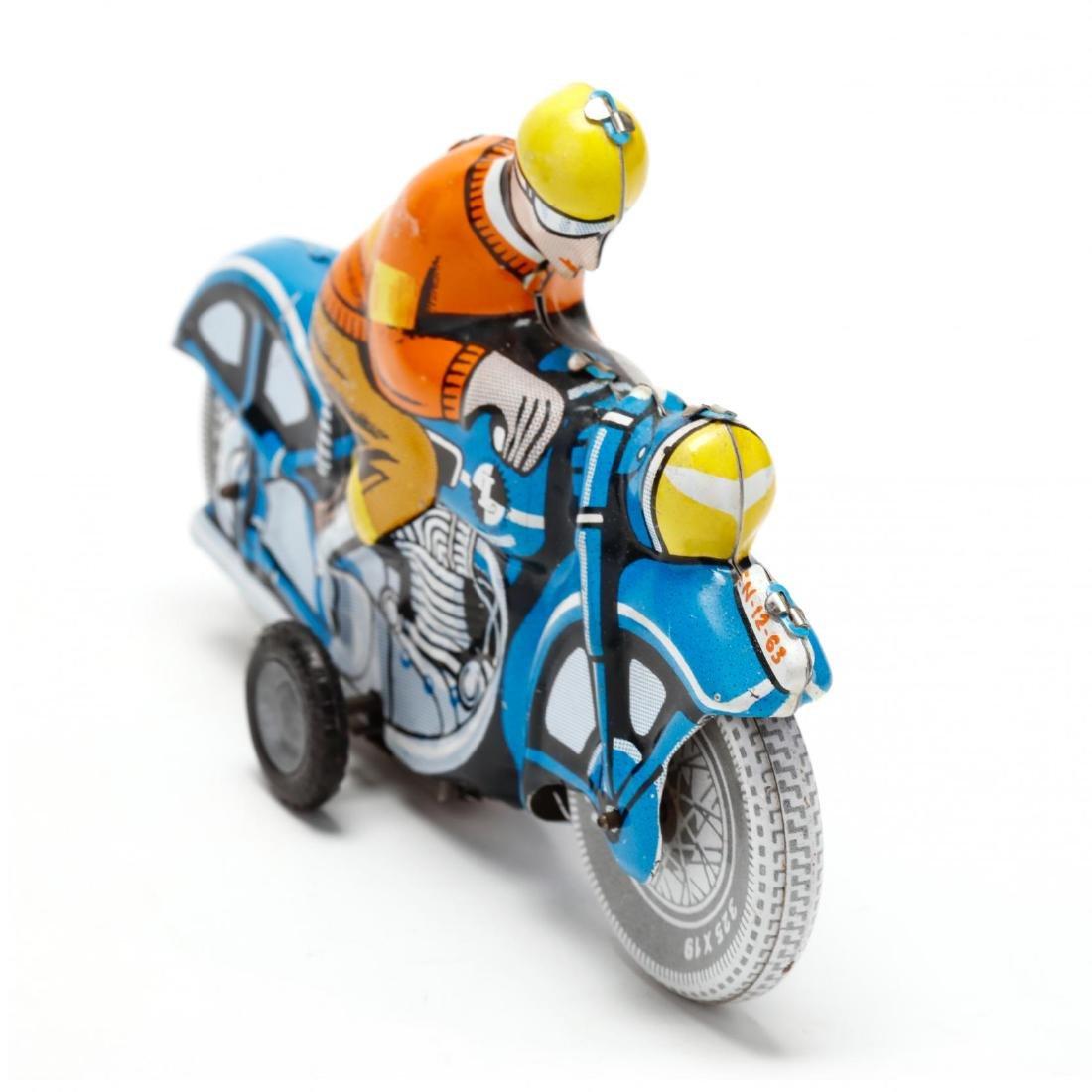 Two Vintage Tin Toys - 7