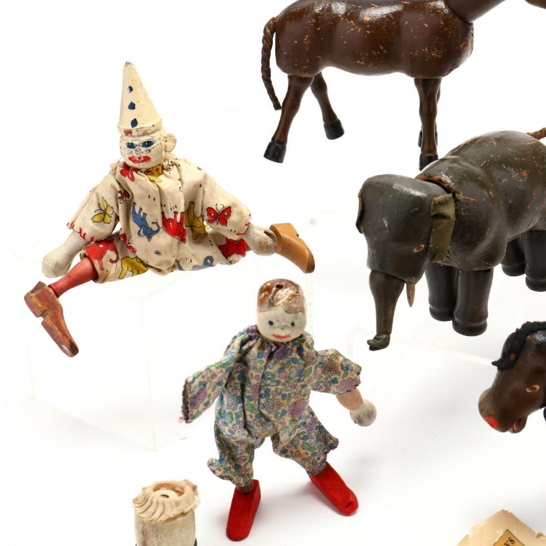Schoenhut Circus Grouping - 2