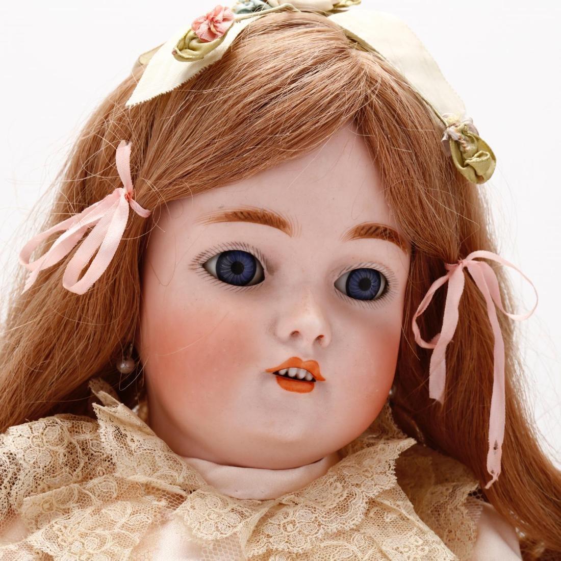 Antique C.M. Bergmann / Simon & Halbig Doll - 2