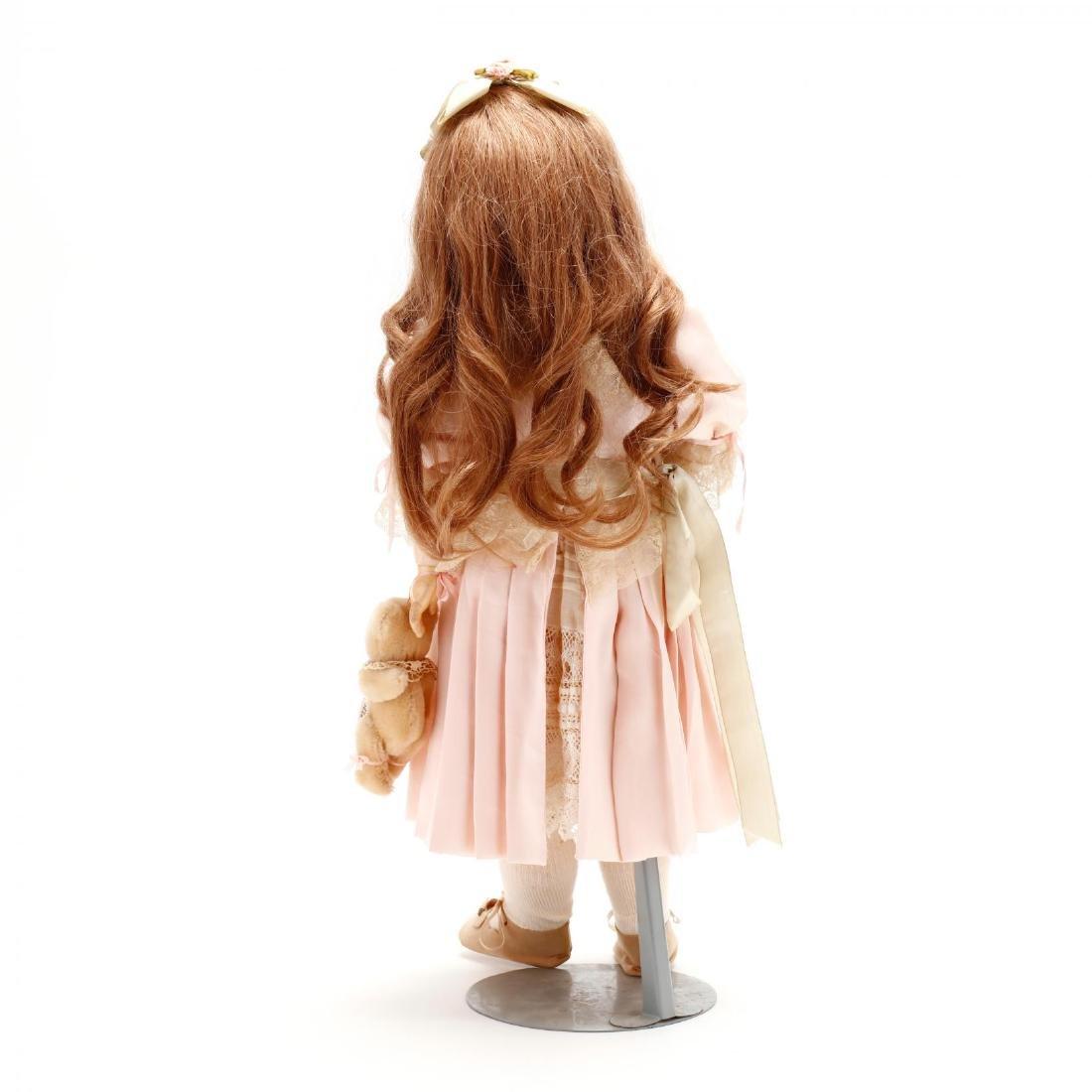 Antique C.M. Bergmann / Simon & Halbig Doll - 6