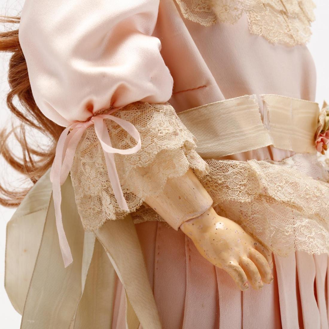 Antique C.M. Bergmann / Simon & Halbig Doll - 7