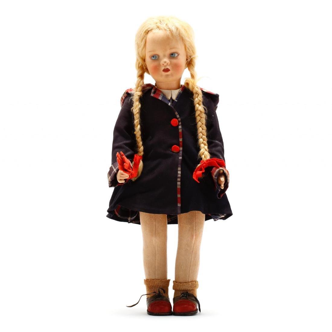 Vintage Lenci Doll