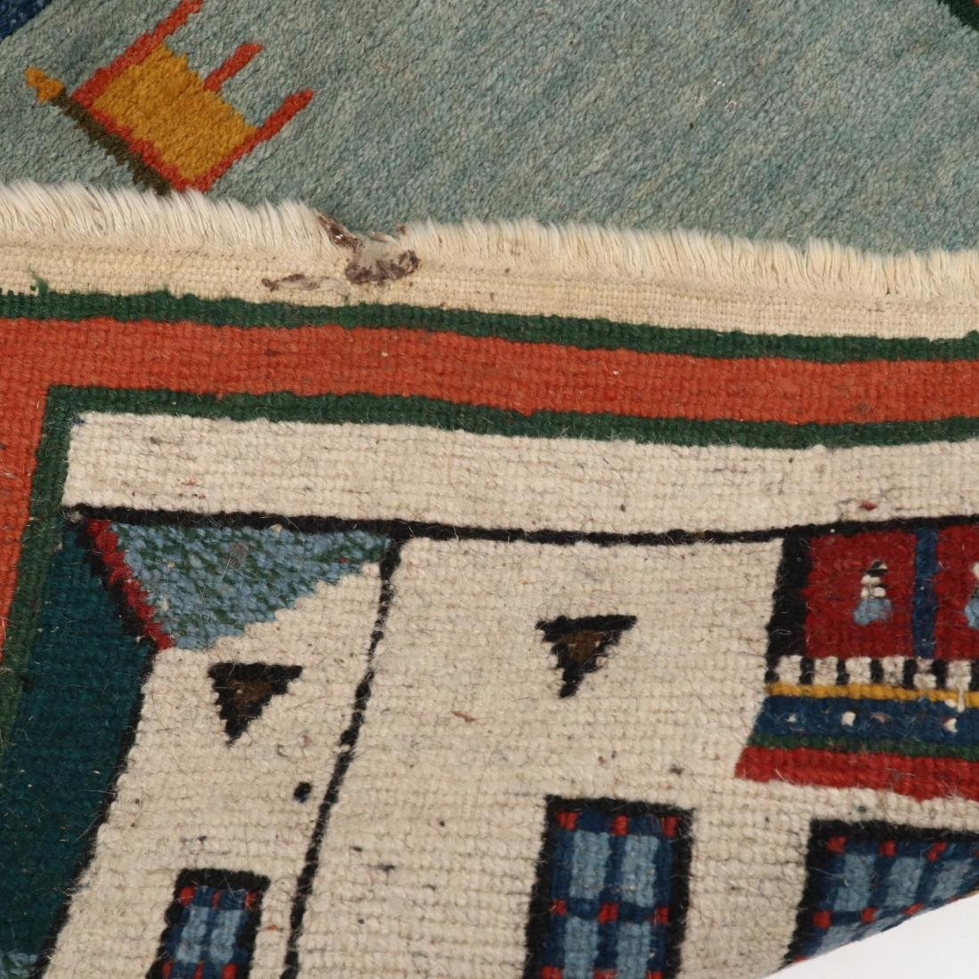 Small Pictorial Rug - 3